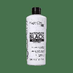 Felps Magic Clay Máscara Matizadora Black 500ml Efeito Cinza