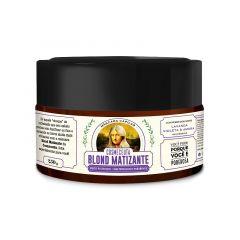 Mascara Capilar Cosmeceuta Blond Matizante Efeito Platinado 250g