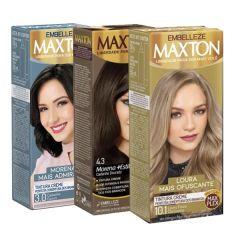 Maxton Kit Tintura - Cores