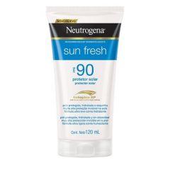 Neutrogena Sun Fresh Protetor Solar 120ml FPS 90