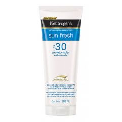 Neutrogena Sun Fresh Protetor Solar 200ml FPS 30