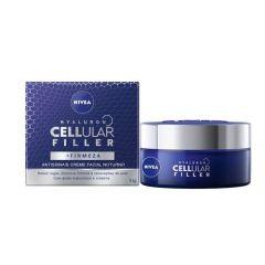 Nivea Cellular Filler + Firmeza Antissinais Creme Facial Noturno 51g