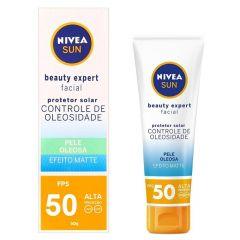 Nivea Sun Beauty Expert Facial Protetor Solar 50g FPS 50
