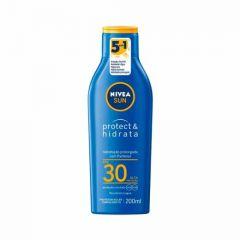 Nivea Sun Protect & Hidrata Protetor Solar 200ml FPS 30