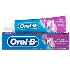 Creme Dental Oral-B Escudo Antiaçucar 70g