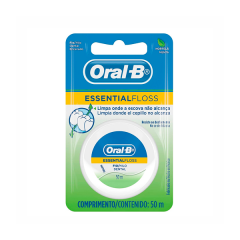 Fio Dental Oral B Encerado Menta 50m
