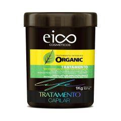 Mascara de Tratamento Capilar Eico Life Organic 1kg