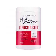 Pó Descolorante Rápido Kert Whitener Bleach e Care 300g