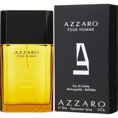 Perfume Azzaro Pour Homme Eau de Toilette 100ml