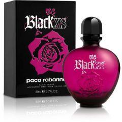 Perfume BlackXS Paco Rabanne Feminino Eau de Toilette 80ml