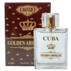 Perfume Cuba Golden Absolute For Men 100ml