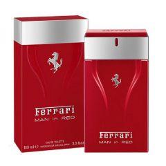 Perfume Ferrari Man In Red Eau de Toilette 100ml