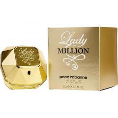 Perfume Lady Million Paco Rabanne Feminino Eau de Parfum 80ml