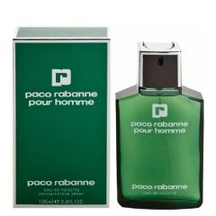 Perfume Paco Rabanne Pour Homme Eau de Toilette 100ml