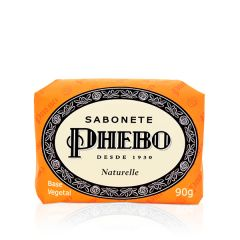 Sabonete Barra Phebo Naturelle 90g