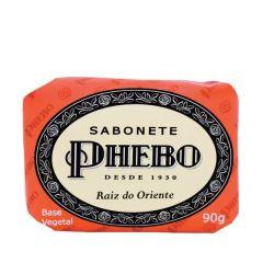 Sabonete Barra Phebo Raiz Oriente 90g