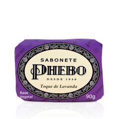 Sabonete Barra Phebo Toque Lavanda 90g