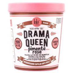 Regenerador Capilar Anti Frizz Lola Drama Queen Pimenta Rosa 450g