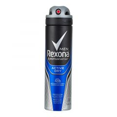 Rexona desodorante aerosol men active dry 150ml