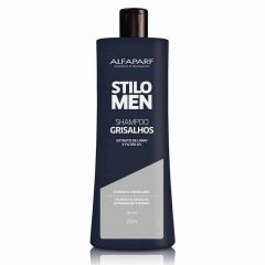 Shampoo Alfaparf Stilo Men Grisalhos 250ml