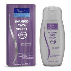 Shampoo Cinza Violeta Nupill 120ml