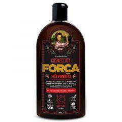 Shampoo Cosmeceuta Força Três Pimentas 300ml