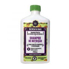 Shampoo de Nutrição Lola Be(M)dita Ghee Abacaxi e Manteiga de Karité 250ml