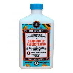 Shampoo de Reconstrução Lola Be(M)dita Ghee Papaya e Queratina Vegetal 250ml
