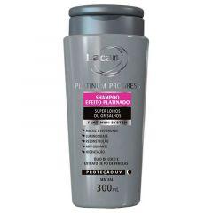 Shampoo Efeito Platinado Lacan Platinum Progress Super Loiros ou Crisalhos 300ml