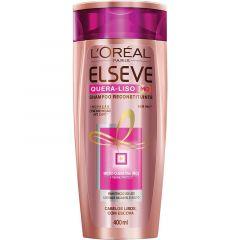 Shampoo Elseve L'Oréal Paris Quera-Liso 400ml