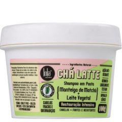 Shampoo em Pasta Lola Chá Latte Restauração Intensiva 100g