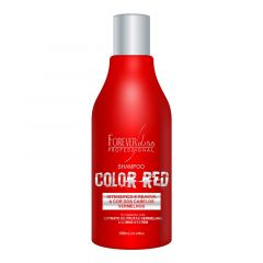 Shampoo Forever Liss Professional Color Red 300ml