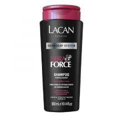 Shampoo Fortalecedor Lacan Dermocap System Fibra&Force 300ml