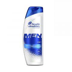 Shampoo Head & Shoulders MEN 3 em 1 200ml