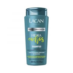 Shampoo Hidratante Lacan Hidra Cachos 300ml