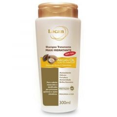 Shampoo Tratamento Lacan Maxi Hidratante Argan Oil 300ml