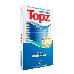 Hastes Flexíveis Topz 75unid