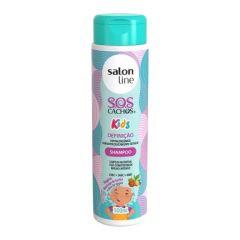 Salon Line Shampoo SOS Cachos Kids Definição 300ml