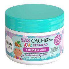 Salon Line Cremáscara SOS Cachos Kids Definição 300g