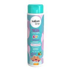 Salon Line Condicionador SOS Cachos Kids Definição 300ml