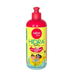 Salon Line Creme Multifuncional 4 em 1 Hidra Multy Kids 300ml